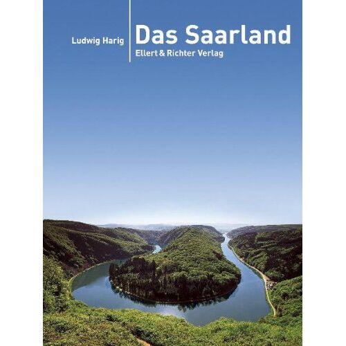 Ludwig Harig - Das Saarland - Preis vom 22.06.2021 04:48:15 h