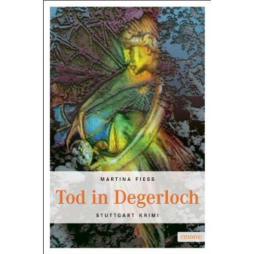 Martina Fiess - Tod in Degerloch - Preis vom 22.06.2021 04:48:15 h