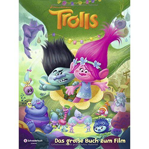 DreamWorks - Trolls - Das große Buch zum Film - Preis vom 21.06.2021 04:48:19 h