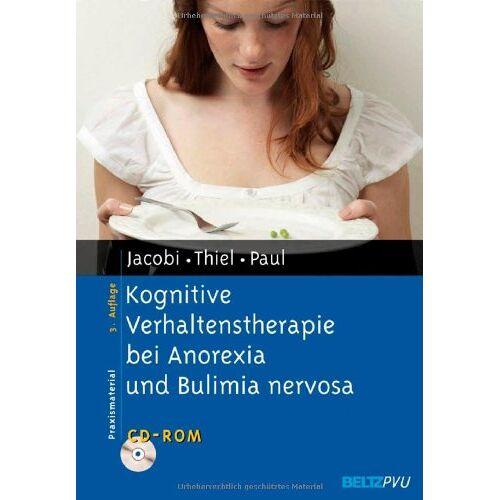 Corinna Jacobi - Kognitive Verhaltenstherapie bei Anorexia und Bulimia nervosa: Mit CD-ROM (Materialien für die klinische Praxis) - Preis vom 29.07.2021 04:48:49 h