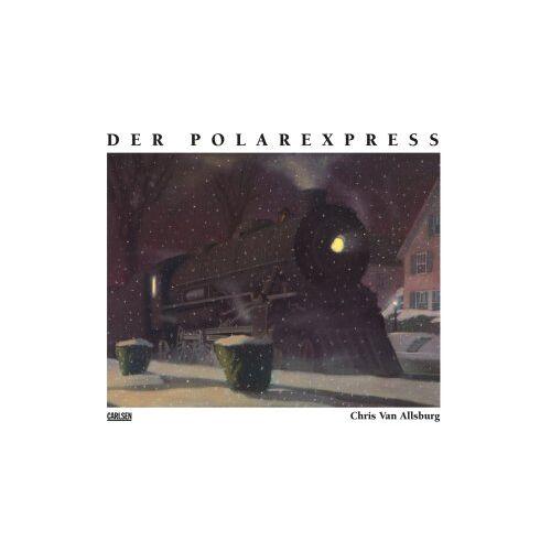 Chris Van Allsburg - Der Polarexpress - Preis vom 02.08.2021 04:48:42 h