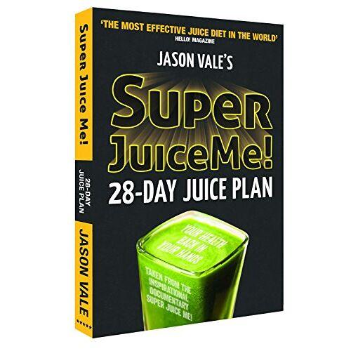 Jason Vale - Super Juice Me!: 28 Day Juice Plan - Preis vom 03.05.2021 04:57:00 h