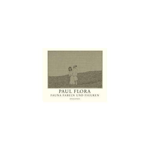Paul Flora - Fauna, Fabeln und Figuren - Preis vom 13.06.2021 04:45:58 h