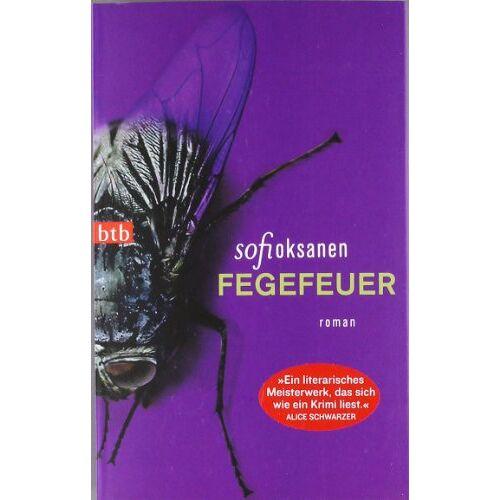 Sofi Oksanen - Fegefeuer: Roman - Preis vom 18.06.2021 04:47:54 h