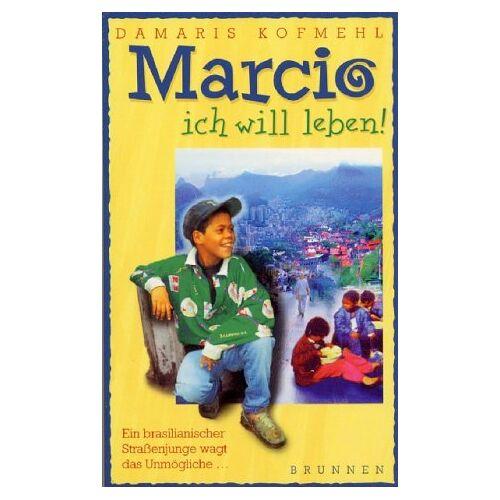 Kofmehl - Marcio - ich will leben - Preis vom 21.06.2021 04:48:19 h