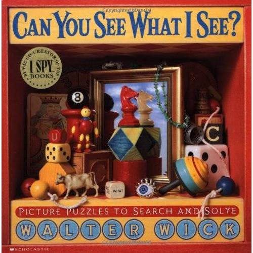 Walter Wick - Can You See What I See?: Picture Puzzles to Search and Solve - Preis vom 19.06.2021 04:48:54 h