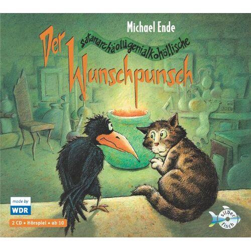Michael Ende - Der Wunschpunsch: : 2 CDs - Preis vom 23.07.2021 04:48:01 h