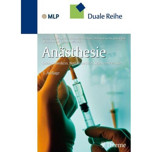 Jochen Schulte am Esch - Anästhesie: Intensivmedizin, Notfallmedizin, Schmerztherapie - Preis vom 15.09.2021 04:53:31 h