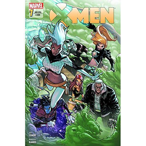 Jeff Lemire - X-Men: Bd. 1 (2. Serie) - Preis vom 11.06.2021 04:46:58 h