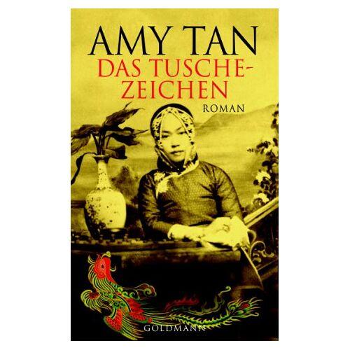 Amy Tan - Das Tuschezeichen - Preis vom 15.06.2021 04:47:52 h