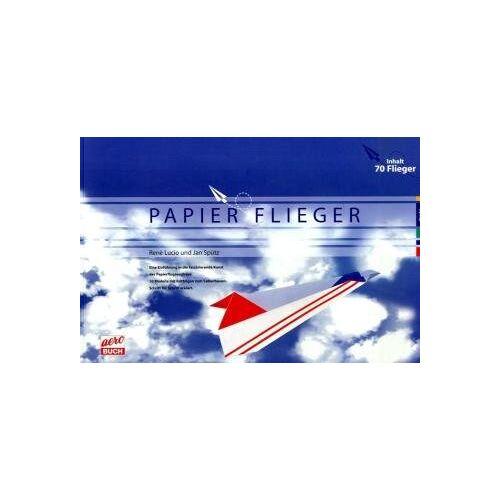 Rene Lucio - Papierflieger - Preis vom 03.05.2021 04:57:00 h
