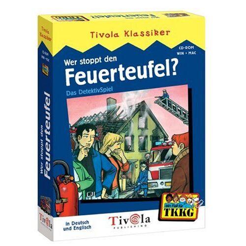 Stefan Wolf - TKKG: Wer stoppt den Feuerteufel? - Preis vom 11.06.2021 04:46:58 h