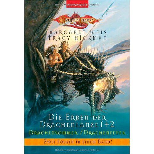 Margaret Weis - Die Erben der Drachenlanze 01 & 02. Drachensommer & Drachenfeuer - Preis vom 01.08.2021 04:46:09 h