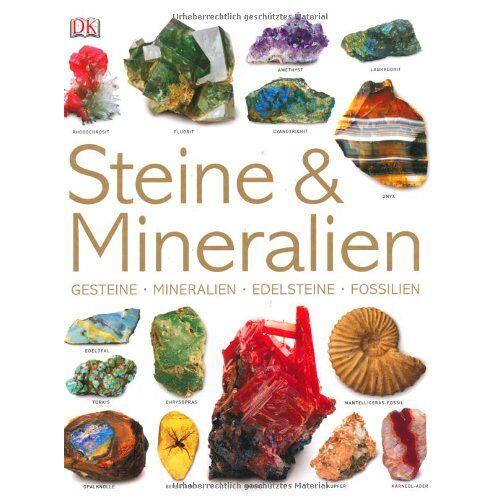 Bonewitz, Ronald L. - Steine & Mineralien: Gesteine, Mineralien, Edelsteine, Fossilien - Preis vom 24.07.2021 04:46:39 h