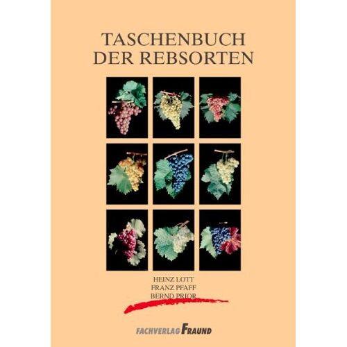 Heinz Lott - Taschenbuch der Rebsorten - Preis vom 15.06.2021 04:47:52 h