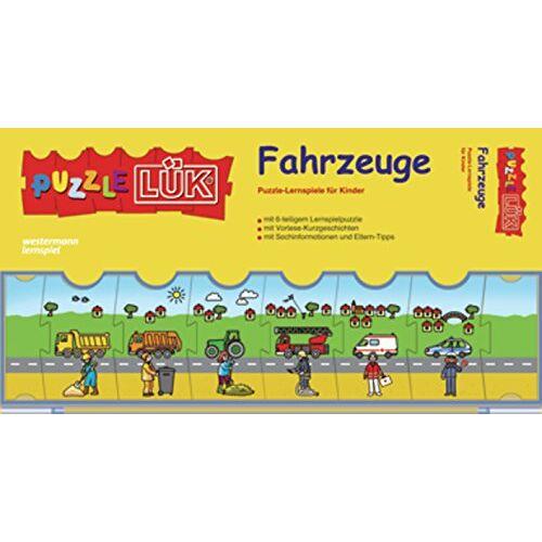 - PuzzleLÜK: Fahrzeuge: Puzzle-Lernspiele - Preis vom 11.10.2021 04:51:43 h