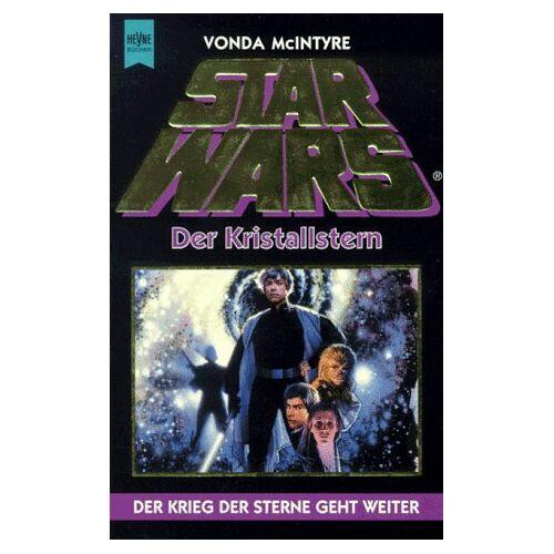 McIntyre, Vonda N. - Star Wars, Der Kristallstern - Preis vom 15.10.2021 04:56:39 h