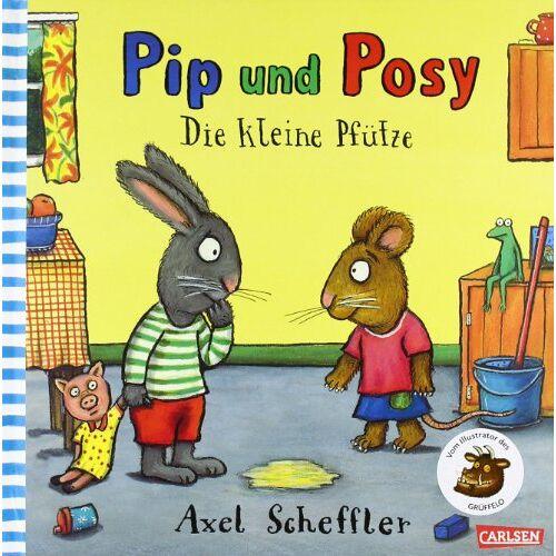 Axel Scheffler - Pip & Posy. Die kleine Pfütze - Preis vom 29.07.2021 04:48:49 h