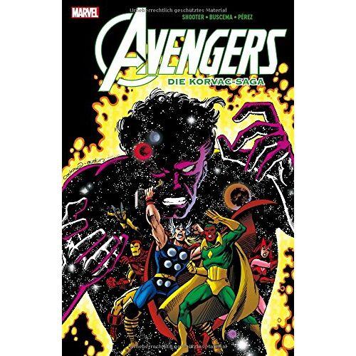 David Michelinie - Avengers: Die Korvac Saga - Preis vom 13.06.2021 04:45:58 h