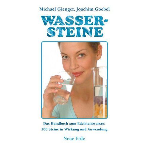 Michael Gienger - Wassersteine: Das Praxisbuch zum Edelsteinwasser.100 Steine in Wirkung und Anwendung - Preis vom 11.06.2021 04:46:58 h