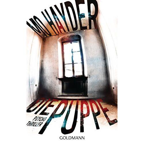 Mo Hayder - Die Puppe: Der 6. Fall für Jack Caffery - Psychothriller (Die Inspektor-Caffery-Thriller, Band 6) - Preis vom 17.06.2021 04:48:08 h