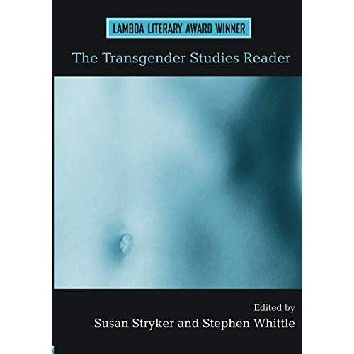 Susan Stryker - The Transgender Studies Reader - Preis vom 11.06.2021 04:46:58 h