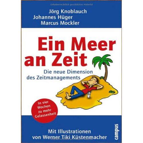 Jörg Knoblauch - Ein Meer an Zeit - Preis vom 25.09.2021 04:52:29 h