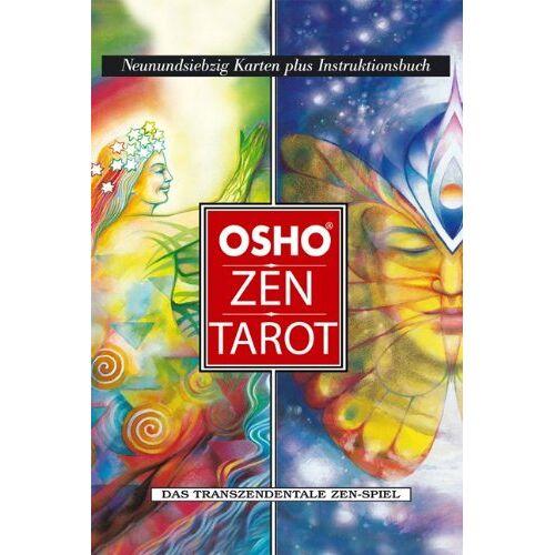 Osho - Osho Zen Tarot. Buch zum Osho Zen Tarot: Osho Zen Tarot: Osho Zen Tarot. Buch und 79 Karten: Das transzendentale Zen-Spiel - Preis vom 18.06.2021 04:47:54 h