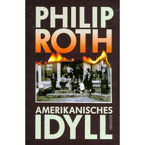 Roth Amerikanisches Idyll: Roman - Preis vom 12.06.2021 04:48:00 h