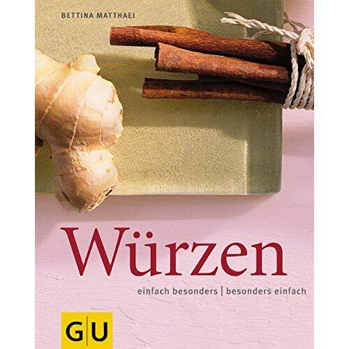 Bettina Matthaei - Würzen - einfach besonders / besonders einfach - Preis vom 11.10.2021 04:51:43 h