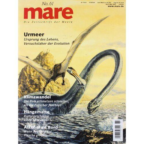 Gelpke, Nikolaus K. - mare, Die Zeitschrift der Meere, Nr.61 : Urmeer - Preis vom 14.06.2021 04:47:09 h