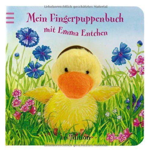 Andrea Gerlich - Mein Fingerpuppenbuch mit Emma Entchen (Fingerpuppenbücher) - Preis vom 15.10.2021 04:56:39 h