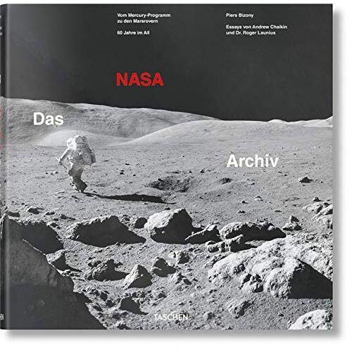 Piers Bizony - Das NASA Archiv. 60 Jahre im All - Preis vom 17.06.2021 04:48:08 h