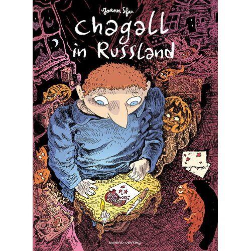 Joann Sfar - Chagall in Russland - Preis vom 16.06.2021 04:47:02 h