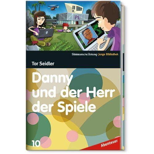 Tor Seidler - Danny und der Herr der Spiele - Preis vom 19.06.2021 04:48:54 h
