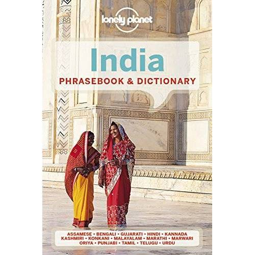 Aa.Vv. - India Phrasebook & Dictionary (Lonely Planet Phrasebook and Dictionary) - Preis vom 11.10.2021 04:51:43 h