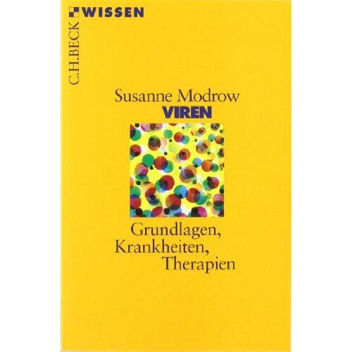 Susanne Modrow - Viren: Grundlagen, Krankheiten, Therapien - Preis vom 30.07.2021 04:46:10 h