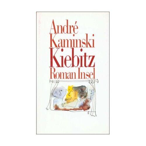 André Kaminski - Kiebitz: Roman - Preis vom 13.06.2021 04:45:58 h