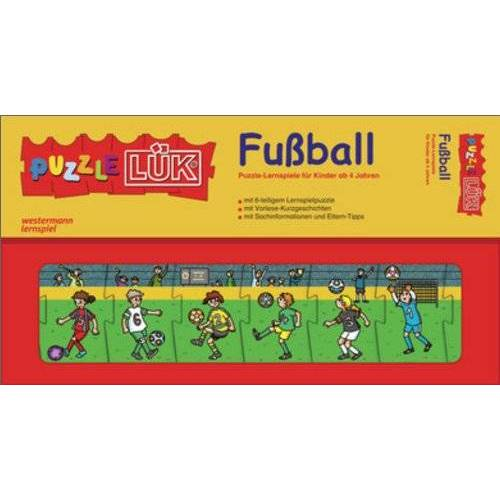 - PuzzleLÜK. Fußball: Puzzle-Lernspiele - Preis vom 17.09.2021 04:57:06 h