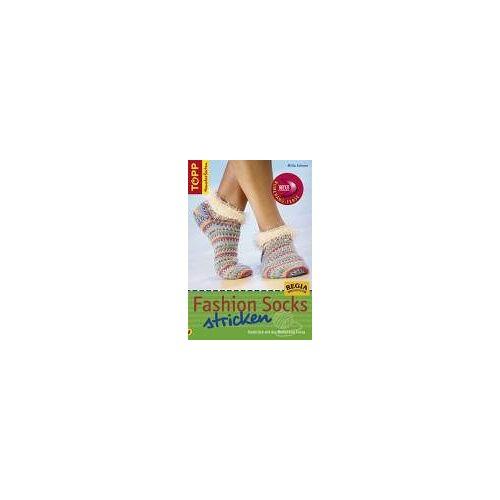 Milla Schoen - Fashion Socks stricken - Preis vom 14.06.2021 04:47:09 h