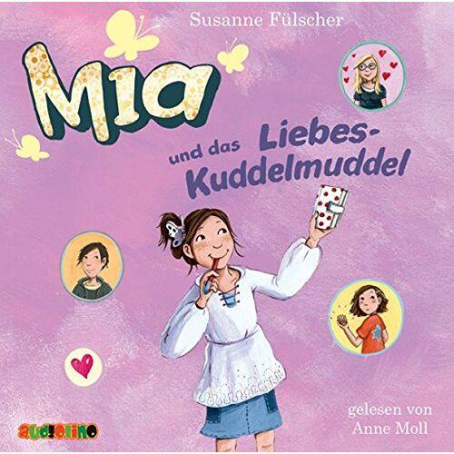 Susanne Fülscher - Mia und das Liebeskuddelmuddel - Preis vom 11.06.2021 04:46:58 h