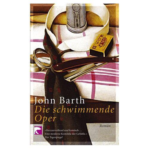 John Barth - Die schwimmende Oper - Preis vom 29.07.2021 04:48:49 h