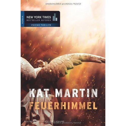 Kat Martin - Feuerhimmel - Preis vom 16.06.2021 04:47:02 h