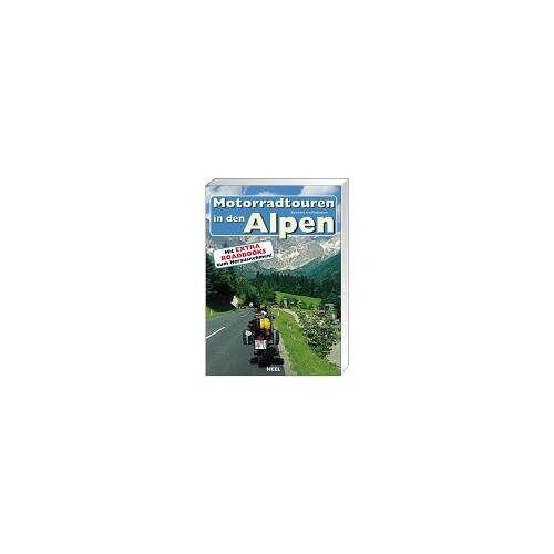 Puttkamer, Eberhard von - Motorradtouren in den Alpen - Preis vom 17.06.2021 04:48:08 h