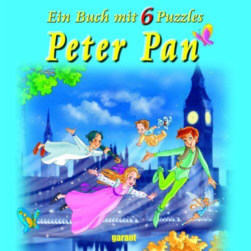 - Peter Pan: Puzzlebuch mit 6 Puzzle - Preis vom 23.09.2021 04:56:55 h
