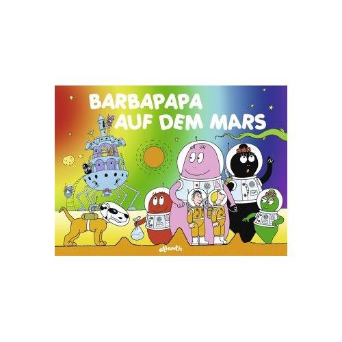 Taylor Barbapapa auf dem Mars - Preis vom 09.09.2021 04:54:33 h