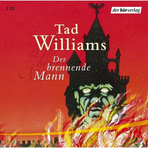 Tad Williams - Der brennende Mann, CD - Preis vom 14.06.2021 04:47:09 h