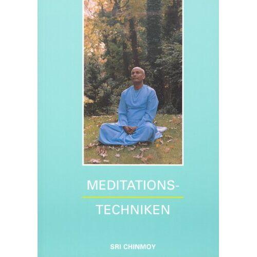 Sri Chinmoy - Meditationstechniken - Preis vom 22.06.2021 04:48:15 h