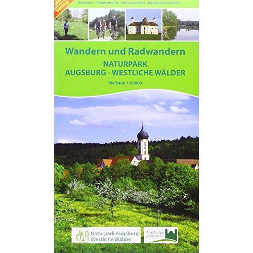 - Wandern und Radwandern im Naturpark Augsburg - Westliche Wälder 1 : 50 000 - Preis vom 26.07.2021 04:48:14 h