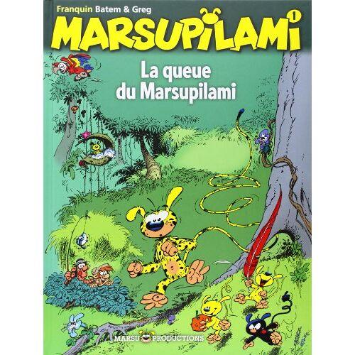 Batem - La queue du Marsupilami - Preis vom 11.06.2021 04:46:58 h